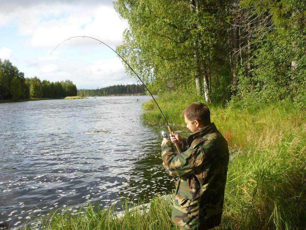 рыбалка в карелии лучшее время