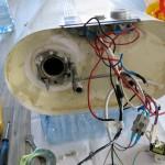 """Внутренности водонагревателя """"Electrolux"""""""