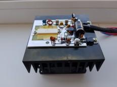 Генератор ВЧ на сдвоенном транзисторе MRF9180