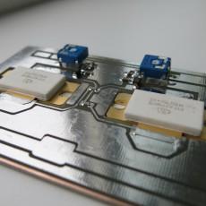 Двухтранзисторный ВЧ-мультивибратор