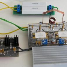 Эксперименты с двухтранзисторным ВЧ-мультивибратором