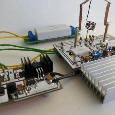Модулятор-мультивибратор-балластное сопротивление