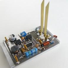 Маленький генератор на MRF284 1300-1500 МГц.