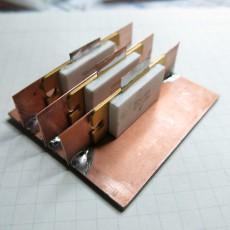 Сэндвич из 3-х транзисторов MRF19125