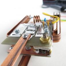 Экспериментальный генератор ВЧ на 3-х MOSFET транзисторах