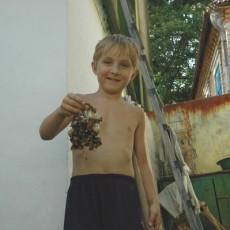 Миша Савченко нашел грибы