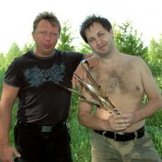 Друзья-рыболовы)))