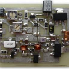 Плата видеопередатчика 430 МГц.