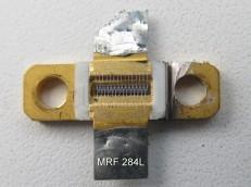 Внутренняя структура транзистора MRF284L