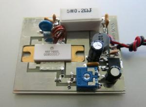 ВЧ-генератор на транзисторе MRF9085