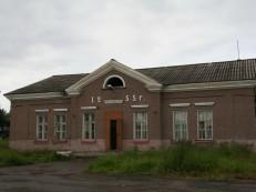 Ж/д станция Лоухи