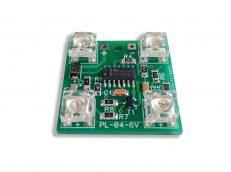 Светодиодный импульсный индикатор Микрош PL-04-6V